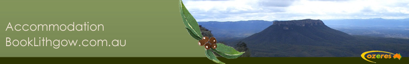 Book Lithgow Accommodation